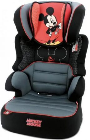 Mickey Disney Befix SP Luxe autós gyerekülés 15-36 kg