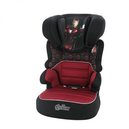 Vasember Marvel Befix SP GT autós gyerekülés 15-36 kg