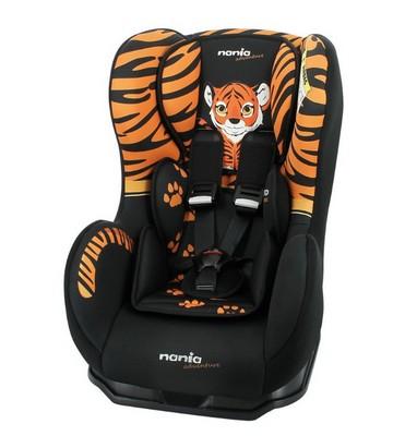Tigris Nania Cosmo Adventure autós gyerekülés 0-18 kg