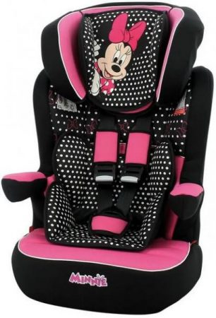 Minnie Disney I-Max Isofix autós gyerekülés 9-36 kg