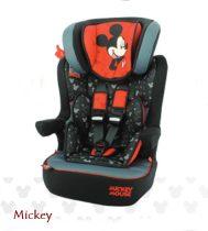 Mickey Disney I-Max autós gyerekülés 9-36 kg