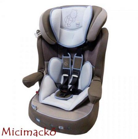 Micimackó Disney I-Max autós gyerekülés 9-36 kg