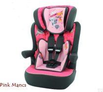 Pink Mancs őrjárat Disney I-Max autós gyerekülés 9-36 kg
