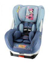 Minnie Denim Disney Eris autós gyerekülés 0-25 kg