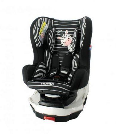 Zebra Nania Titan Isofix autós gyerekülés 0-18 kg