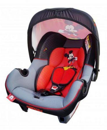 Mickey Disney BeOne autós babahordozó 0-13 kg