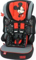 Mickey Disney Beline Luxe SP autós gyerekülés 9-36 kg