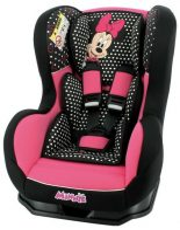 Minnie Disney Cosmo Luxe autós gyerekülés 0-18 kg