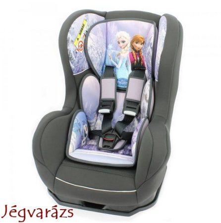 Jégvarázs Disney Cosmo autós gyerekülés 0-18 kg