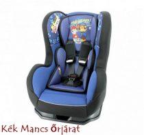 Kék Mancs őrjárat Disney Cosmo autós gyerekülés 0-18 kg