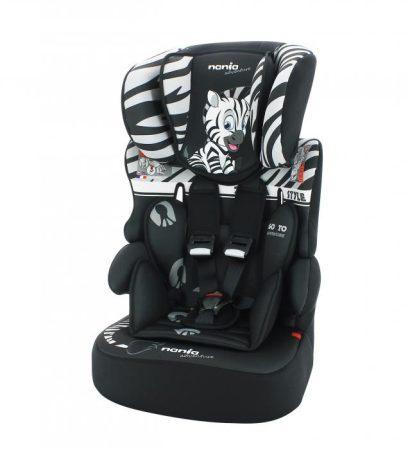 Zebra Nania Beline Adventure autós gyerekülés 9-36 kg