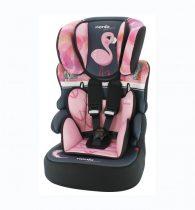 Flamingo Nania Beline Adventure autós gyerekülés 9-36 kg