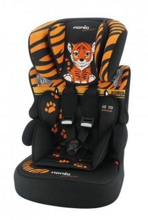 Tigris Nania Beline Adventure autós gyerekülés 9-36 kg