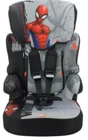 Pókember Disney Beline SP autós gyerekülés 9-36 kg