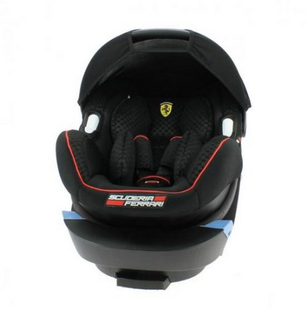 Ferrari Satellite autós babahordozó 0-13 kg