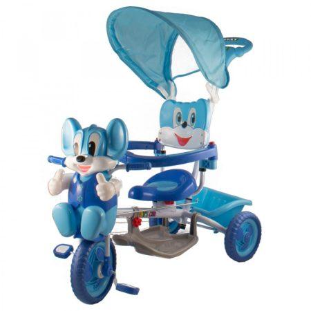 Egérkés zenélő szülőkorményos tricikli