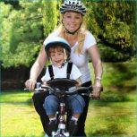 Bicikli gyerekülés