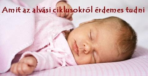 Amit az alvási ciklusokról érdemes tudni – szülő szemmel