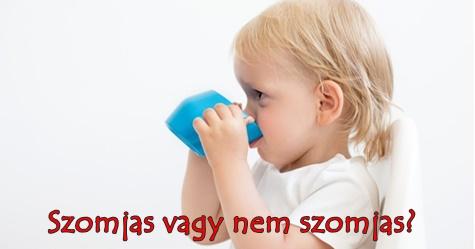 Szomjas vagy nem szomjas? Amit a babák ivási szokásairól tudni érdemes