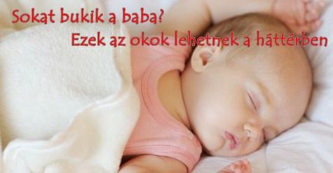 Sokat bukik a baba? Ezek az okok lehetnek a háttérben