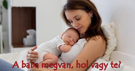 A baba megvan, hol vagy te?